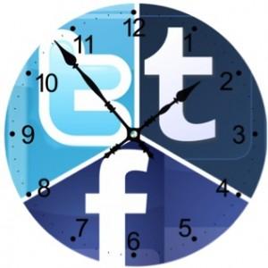 Estrategia Social Media - Mejor hora para publicar un post