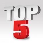 Top 5 en Instagram: Las Marcas mas Populares en Instagram