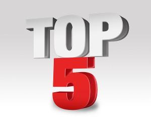 Top 5 en Instagram - Las Mejores Cuentas de Instagram