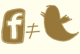 Como conseguir seguidores en Facebook y Twitter