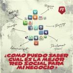 Mejores Redes Sociales para Empresas ¿Cómo puedo saber cuál es la mejor para mi negocio?