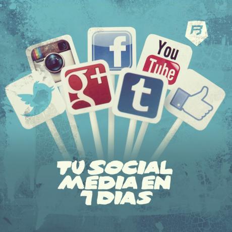 Tips para redes sociales: Tu Social Media en 7 días