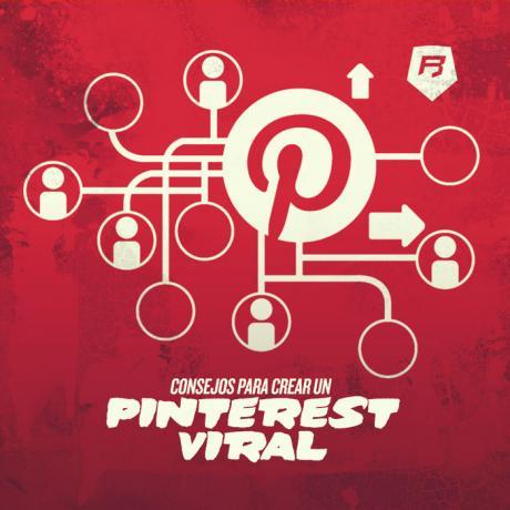 Marketing Pinterest: Consejos crear un Pinterest viral