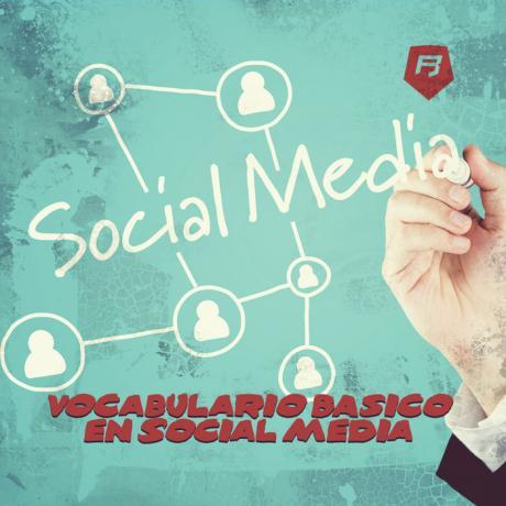 Vocabulario Redes Sociales Básico