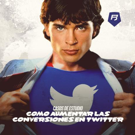 Caso de estudio: Cómo aumentar las conversiones en Twitter