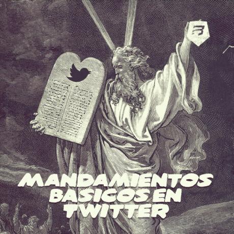 Tips Twitter: Mandamientos Básicos