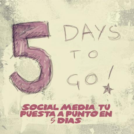 Social Media para empresas, tu puesta a punto en 5 días