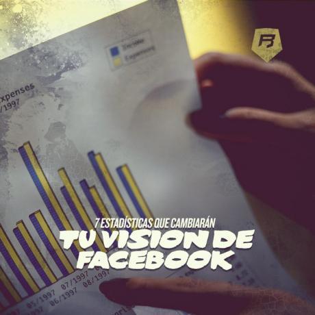 Curiosidades sobre Facebook: 7 Estadísticas que cambiarán tu visión en Facebook