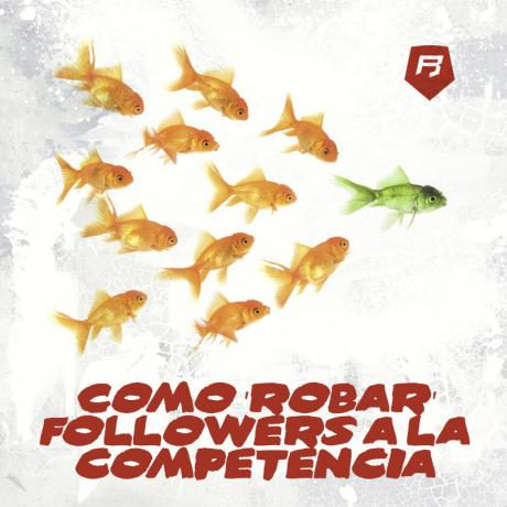 Conseguir followers en Twitter: ¿Cómo 'robar' los followers de tu competencia?