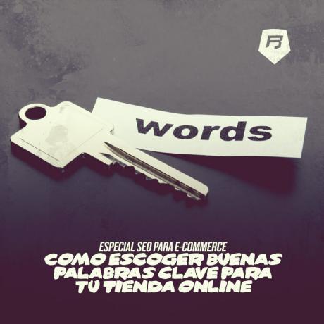 [Post de SEO] Como elegir palabras clave correctas