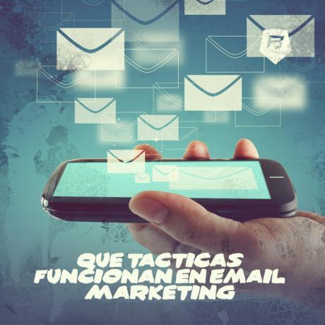 Estrategias Email Marketing – Qué tácticas funcionan para Tiendas Online
