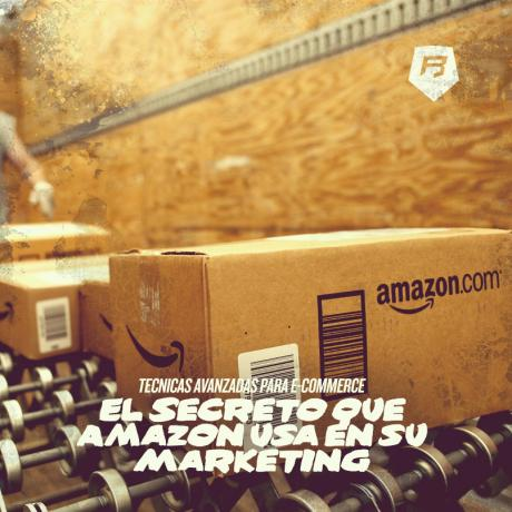 Estrategia Marketing Online Avanzada : El Secreto que Amazon usa en su Marketing